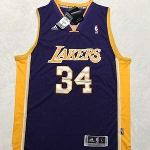 O'Neal Lakers Jersey